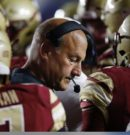Boston College: Steve Addazio is relieved of his duties