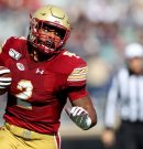 Boston College: A.J Dillon enters the NFL Draft