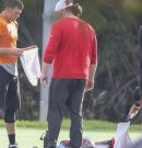 Tom Brady looks selfish ignoring COVID-19 risks and training with his new teammates