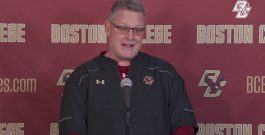 Boston College: Creating the new BC offense and pushing forward with the season