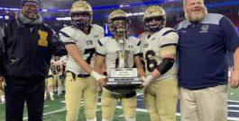 High School: NEFJ Featured Team of the Week – St. Bernard's