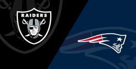 Patriots Preview: Las Vegas Raiders (2-0) at New England Patriots (1-1)