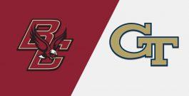 Boston College Gameday Preview: Georgia Tech (2-3) @ Boston College (3-2)