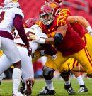 Patriots Draft: 60 Players in 60 Days: Alijah Vera-Tucker, OT USC