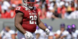 Patriots Draft: 60 Players in 60 Days: Alim McNeil, NT, N.C State
